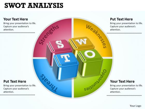 Consulting Diagram Swot Analysis Strategy Diagram