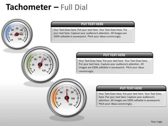 Consulting Diagram Tachometer Full Dial Business Framework Model