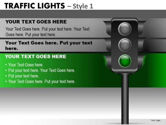Consulting Diagram Traffic Lights Strategic Management