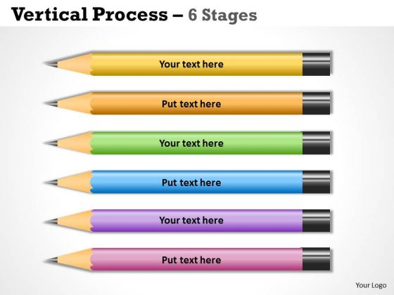 Consulting Diagram Vertical Process 6 Stages Templates Marketing Diagram