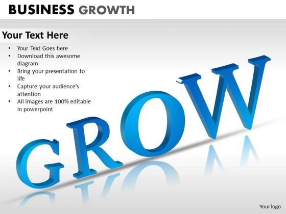 Marketing Diagram Business Growth Business Framework Model