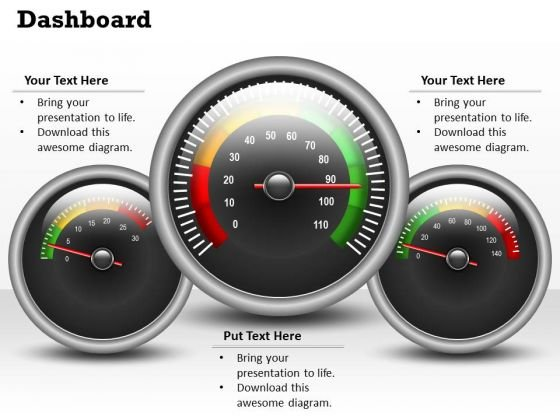 Marketing Diagram Dashboard To Compare Data Sales Diagram