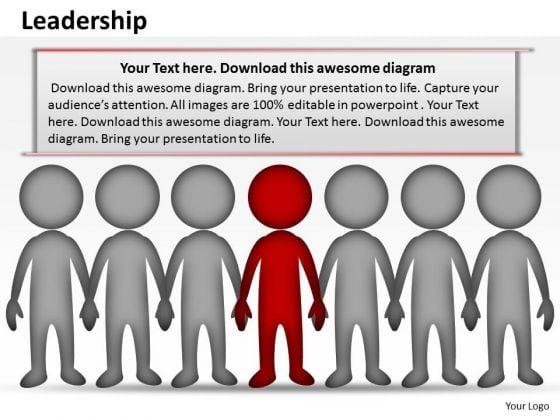 Marketing Diagram Leader Ship Business Cycle Diagram