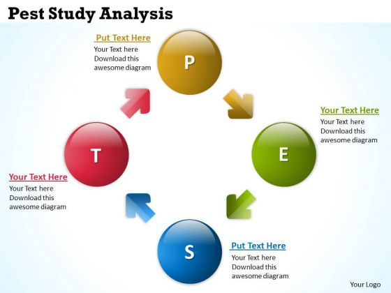 Marketing Diagram Pest Study Analysis Consulting Diagram