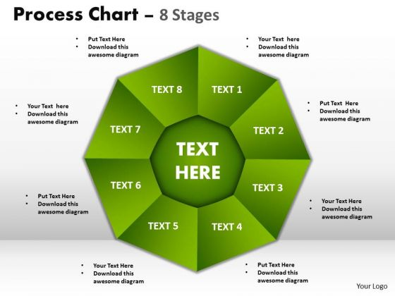 Marketing Diagram Process Chart 8 Stages Consulting Diagram