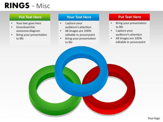 Marketing Diagram Rings Misc Business Framework Model