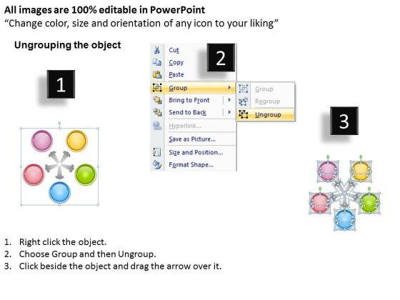 marketing_diagram_spokes_process_5_stages_sales_diagram_2
