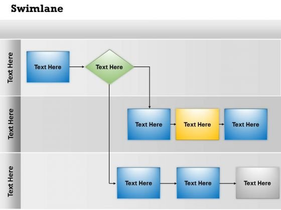 Marketing Diagram Swimlane Business Process Layout Strategy Diagram