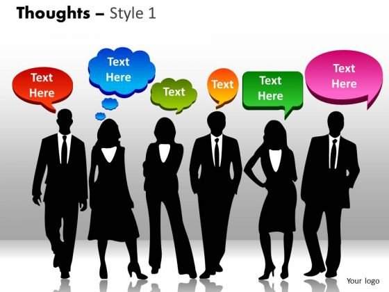Marketing Diagram Thoughts Style 1 Mba Models And Frameworks