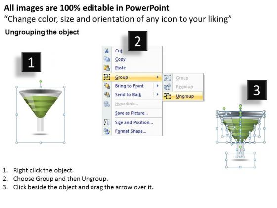 mba_models_and_frameworks_3_staged_sales_funnel_diagram_strategy_diagram_2