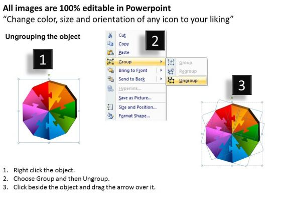 mba_models_and_frameworks_3d_decagon_puzzle_process_strategy_diagram_2