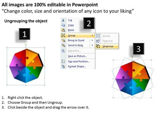 mba_models_and_frameworks_3d_octagon_puzzle_process_strategy_diagram_2
