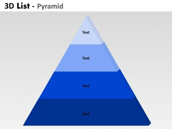 Mba Models And Frameworks 4 Staged Pyramid Design For Sales Strategy Diagram