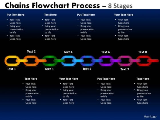 Mba Models And Frameworks Chains Flowchart Process Diagram 8 Stages Sales Diagram