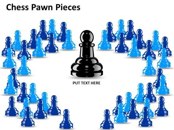 Mba Models And Frameworks Chess Pawn Pieces Marketing Diagram