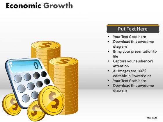 Mba Models And Frameworks Economic Growth Strategy Diagram