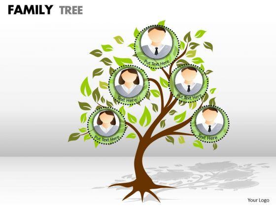 Mba Models And Frameworks Family Tree Marketing Diagram