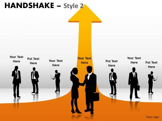 Mba Models And Frameworks Handshake Style 2 Marketing Diagram