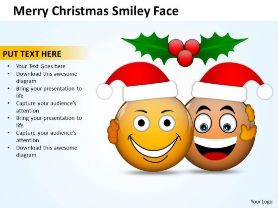 Mba Models And Frameworks Merry Christmas Smiley Face Business Cycle Diagram