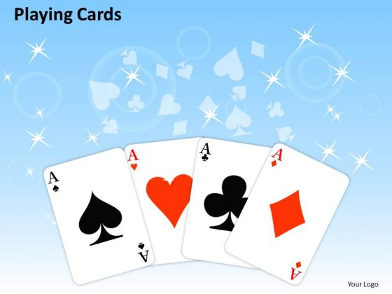 Mba Models And Frameworks Playing Cards Consulting Diagram