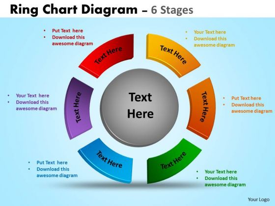 Mba Models And Frameworks Ring Chart Diagrams Templates Sales Diagram
