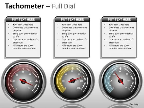Mba Models And Frameworks Tachometer Full Dial Sales Diagram