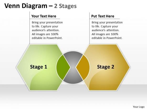 Mba Models And Frameworks Venn Diagram 2 Stages Consulting Diagram