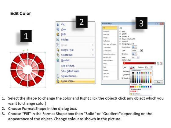 sales_diagram_3d_double_diagram_concentric_rings_pieces_2_marketing_diagram_3