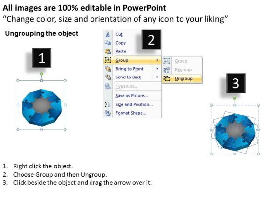 sales_diagram_3d_mixed_puzzle_process_10_business_cycle_diagram_2