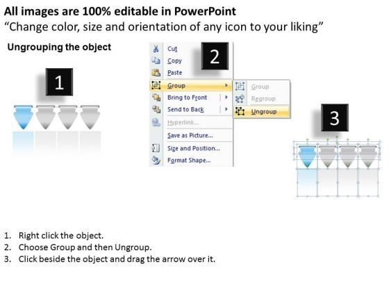 sales_diagram_agenda_list_of_items_business_diagram_2