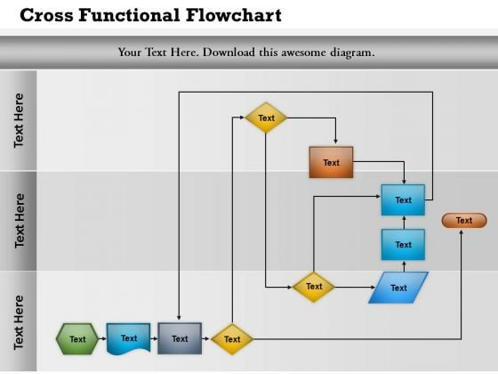 Sales Diagram Cross Functional Swimlane Flowchart Marketing Diagram