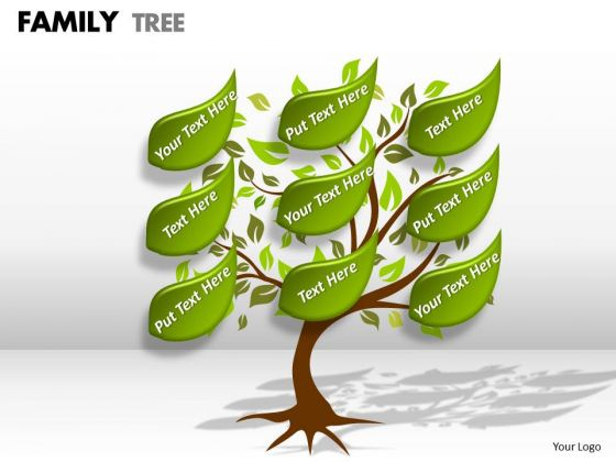 Sales Diagram Family Tree Marketing Diagram