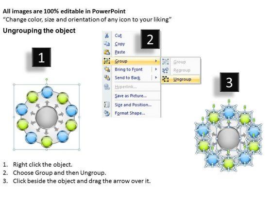 sales_diagram_hub_and_spoke_10_stages_marketing_diagram_2
