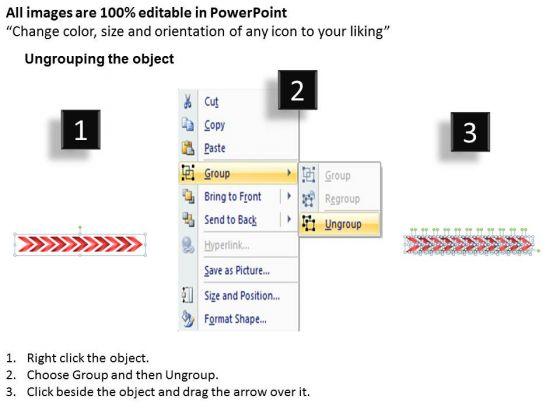 sales_diagram_linear_arrows_11_stages_marketing_diagram_2