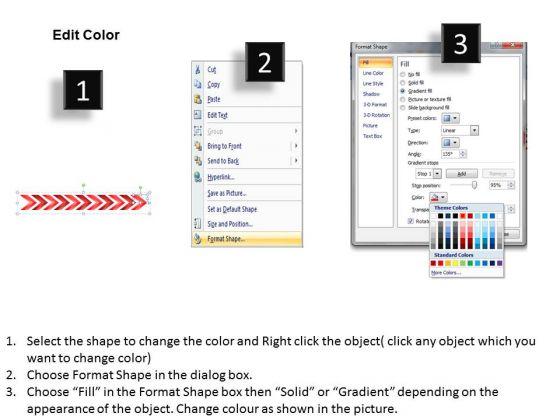 sales_diagram_linear_arrows_11_stages_marketing_diagram_3