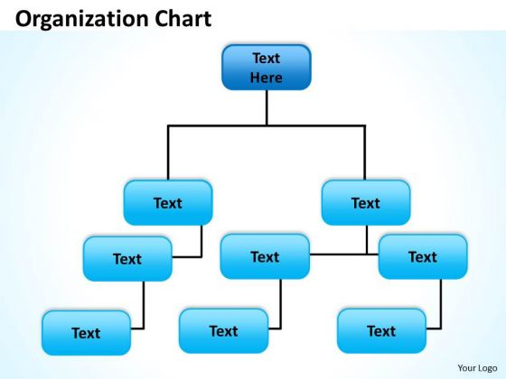 Sales Diagram Origanization Chart Business Framework Model