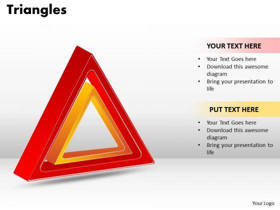 Sales Diagram Triangles Diagram Consulting Diagram
