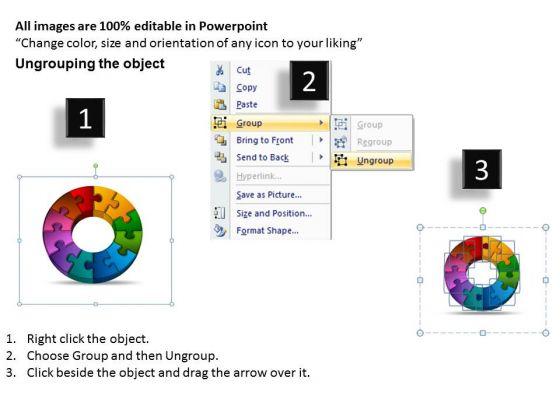 strategic_management_12_components_flow_circular_puzzle_process_sales_diagram_2