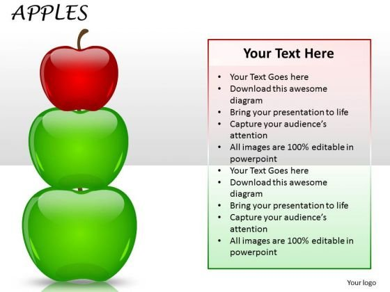 Strategic Management Apples Success Ppt Sales Diagram