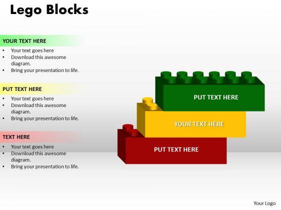 Strategic Management Building Blocks Consulting Diagram