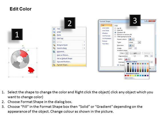 strategic_management_circular_pieces_ppt_strategy_diagram_3