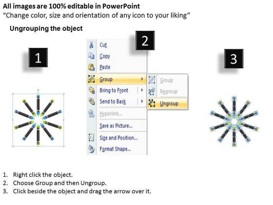 strategic_management_circular_process_10_stages_sales_diagram_2