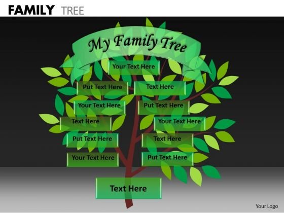 Strategic Management Family Tree Business Finance Strategy Development