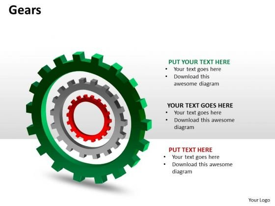 Strategic Management Gears Consulting Diagram