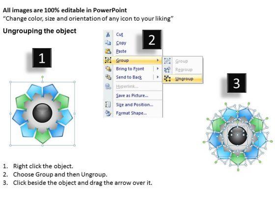 strategic_management_hub_and_spoke_stages_business_diagram_2