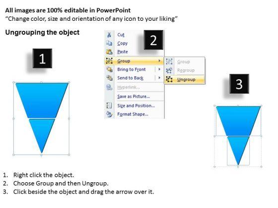 strategic_management_inverted_pyramid_process_consulting_diagram_2