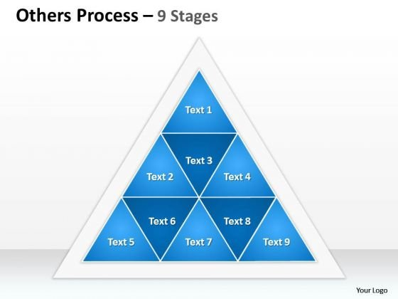 Strategic Management Others Process 9 Stages Business Diagram