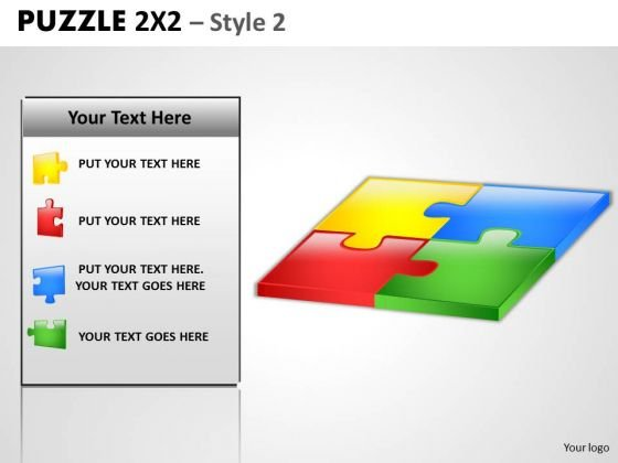 Strategic Management Puzzle 2x2 Style 2 Mba Models And Frameworks