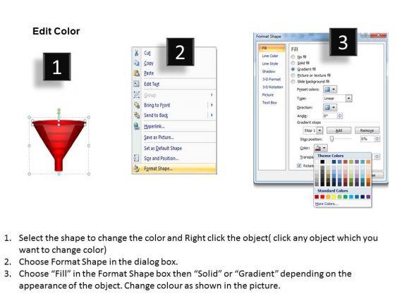 strategic_management_red_colored_sales_marketing_funnel_diagram_business_diagram_3