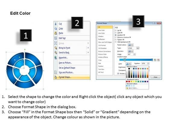 strategy_diagram_3d_double_concentric_rings_pieces_3_sales_diagram_3